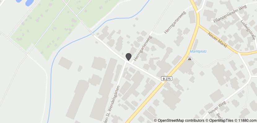 Auf Stadtplan Ortenberg, Hessen anzeigen