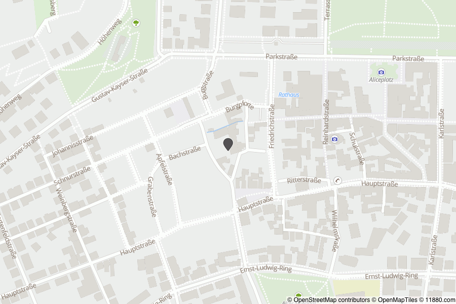 Stadtplan bad nauheim