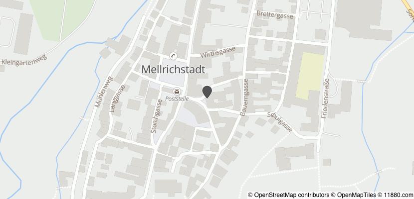 Auf Stadtplan Mellrichstadt anzeigen