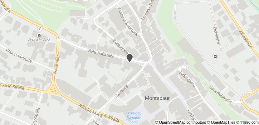 Auf Stadtplan Montabaur anzeigen
