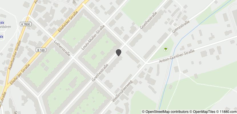 Auf Stadtplan Falkenstein, Vogtland anzeigen