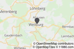 Auf Stadtplan Weilburg anzeigen
