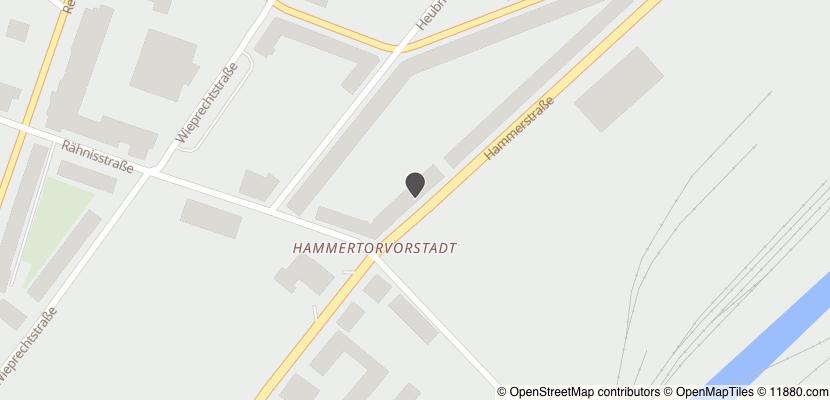 Auf Stadtplan Plauen, Vogtland anzeigen