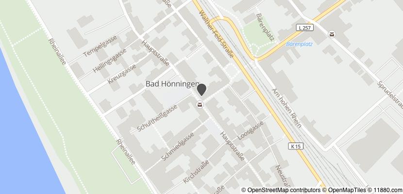 Auf Stadtplan Bad Hönningen anzeigen