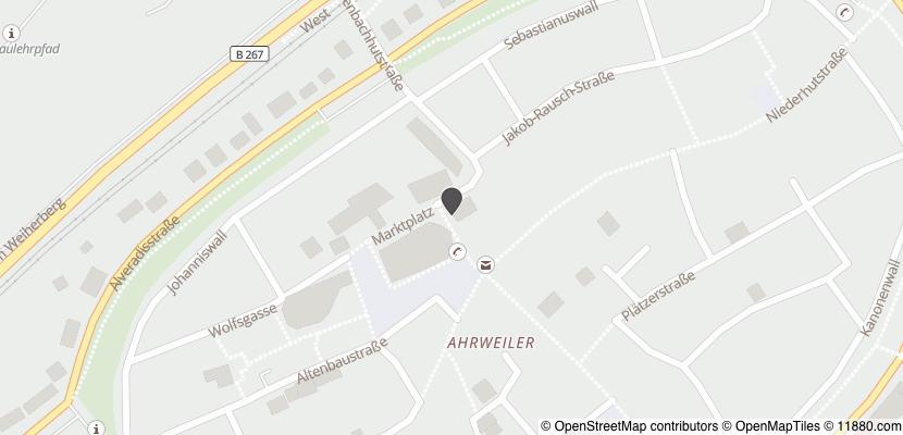 Auf Stadtplan Bad Neuenahr-Ahrweiler anzeigen
