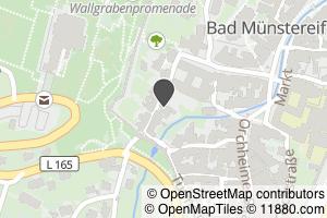 Auf Stadtplan Bad Münstereifel anzeigen