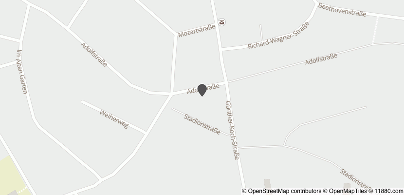 Auf Stadtplan Westerburg, Westerwald anzeigen