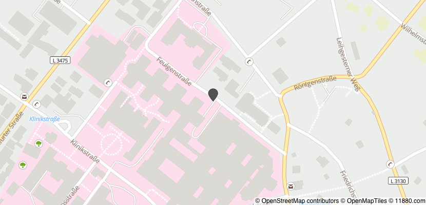 Auf Stadtplan Gießen, Lahn anzeigen