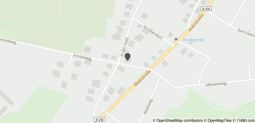 Auf Stadtplan Horhausen, Westerwald anzeigen
