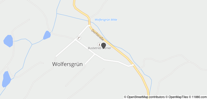 Auf Stadtplan Kirchberg, Sachsen anzeigen