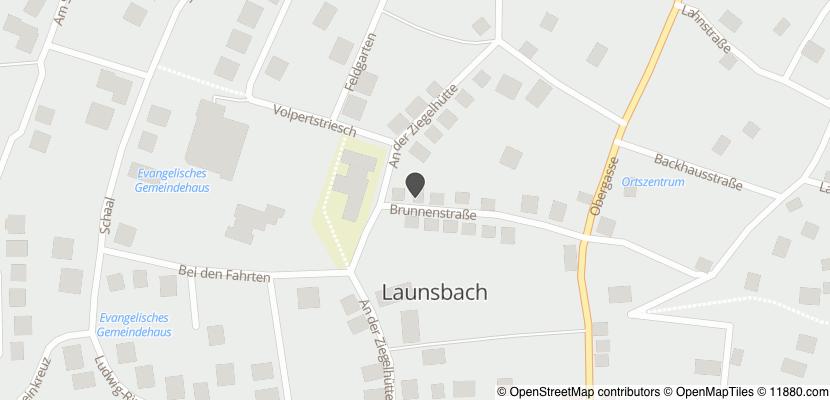 Auf Stadtplan Wettenberg, Hessen anzeigen