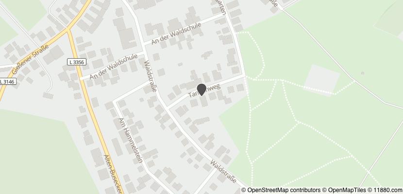 Auf Stadtplan Staufenberg, Hessen anzeigen