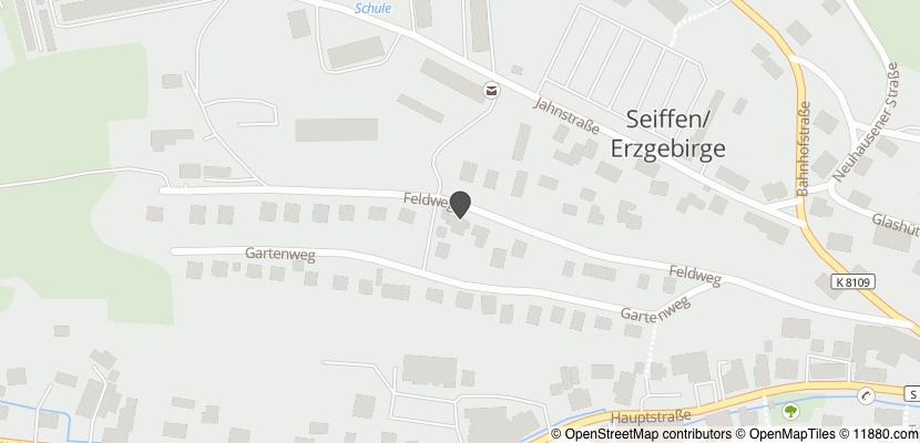 Auf Stadtplan Kurort Seiffen, Erzgebirge anzeigen
