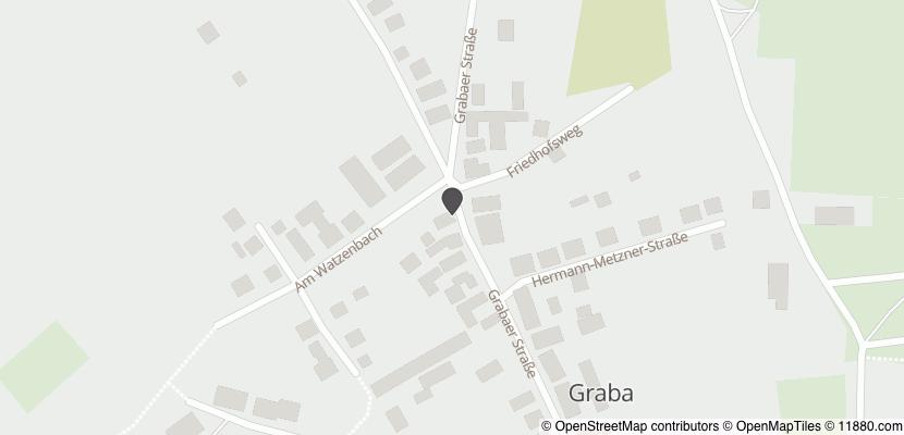 Auf Stadtplan Saalfeld, Saale anzeigen