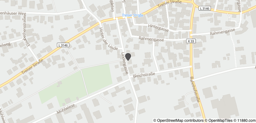 Auf Stadtplan Allendorf, Lumda anzeigen
