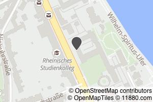 Auf Stadtplan Bonn anzeigen