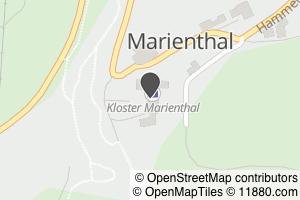 Auf Stadtplan Marienthal, Gemeinde Seelbach bei Hamm anzeigen