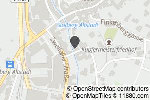 Auf Stadtplan Stolberg, Rheinland anzeigen