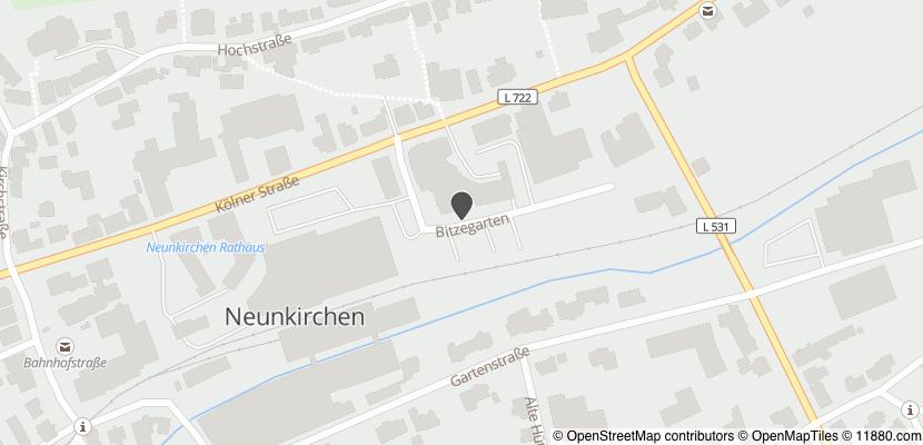 Auf Stadtplan Neunkirchen, Siegerland anzeigen