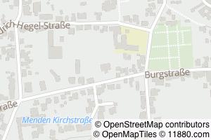 Auf Stadtplan Sankt Augustin anzeigen