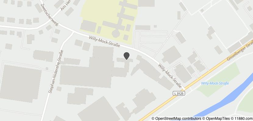 Auf Stadtplan Marburg anzeigen