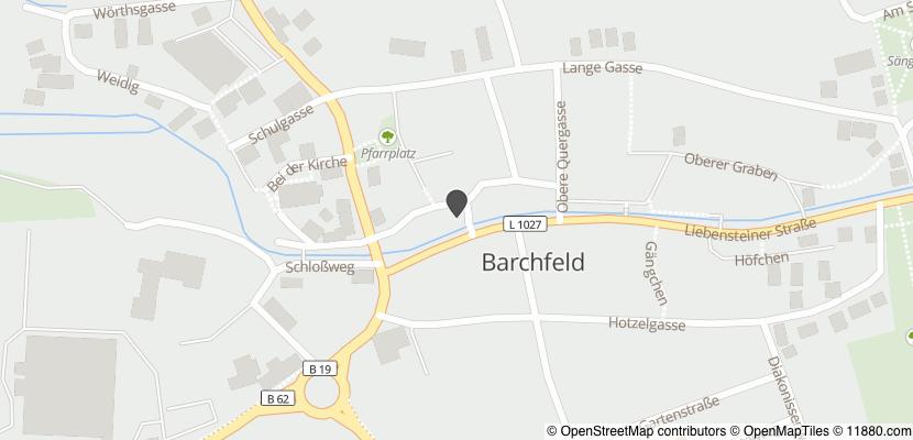 Auf Stadtplan Barchfeld-Immelborn anzeigen