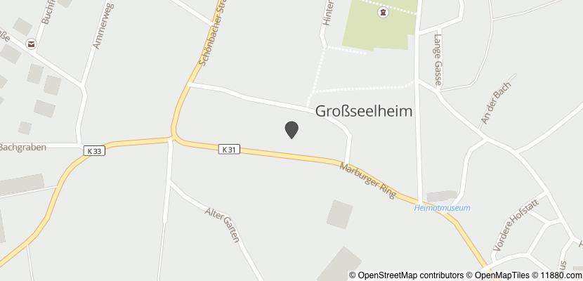 Auf Stadtplan Kirchhain anzeigen
