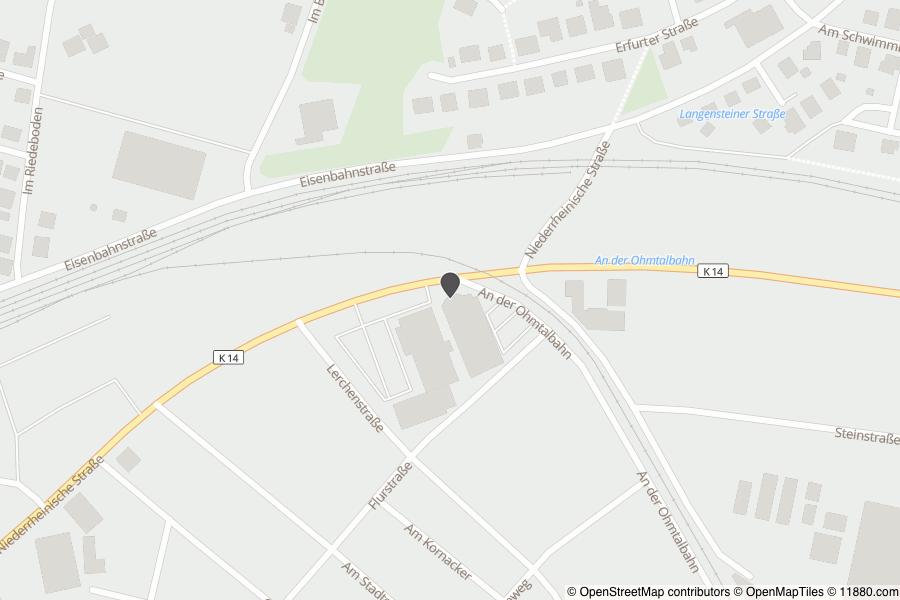 Herkules Sporttreff | Ilmkreis Center