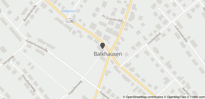 Auf Stadtplan Kerpen, Rheinland anzeigen