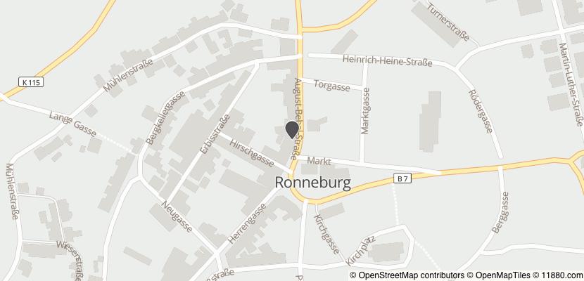 Ronneburg Adresse