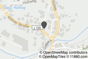 Auf Stadtplan Netphen anzeigen