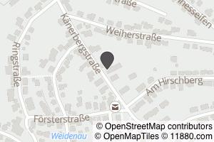 Auf Stadtplan Siegen anzeigen