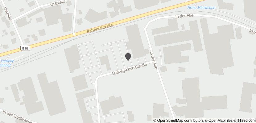 Auf Stadtplan Bad Laasphe anzeigen