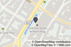 Auf Stadtplan Köln anzeigen