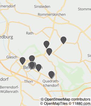 tolle Auswahl 2019 Ausverkauf Schnäppchen für Mode Reisebüro Bergheim - Adressen im Telefonbuch