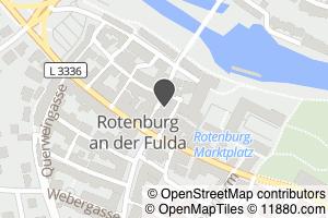 Auf Stadtplan Rotenburg an der Fulda anzeigen