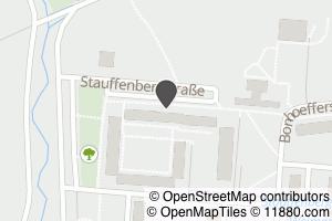 Auf Stadtplan Weimar, Thüringen anzeigen