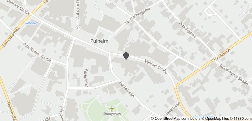 Auf Stadtplan Pulheim anzeigen