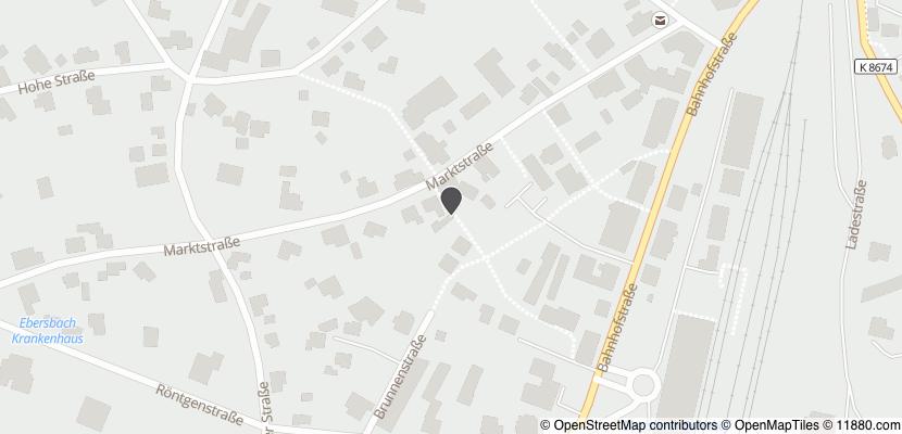 Auf Stadtplan Ebersbach-Neugersdorf anzeigen