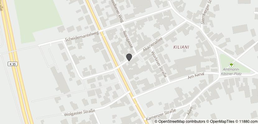 ▷ Evys Getränke Shop GmbH ✅ | Tel. (0361) 7359... ☎ - Adresse