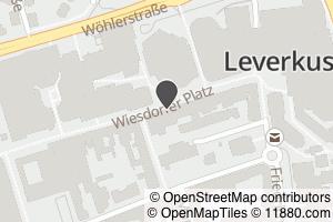 Auf Stadtplan Leverkusen anzeigen