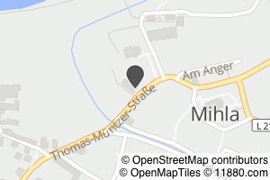 Auf Stadtplan Mihla anzeigen
