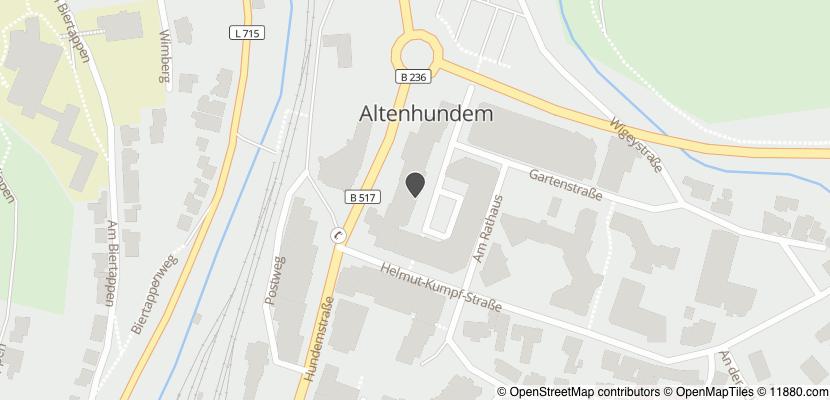 Auf Stadtplan Lennestadt anzeigen