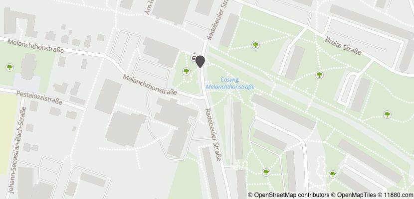 Auf Stadtplan Coswig bei Dresden anzeigen