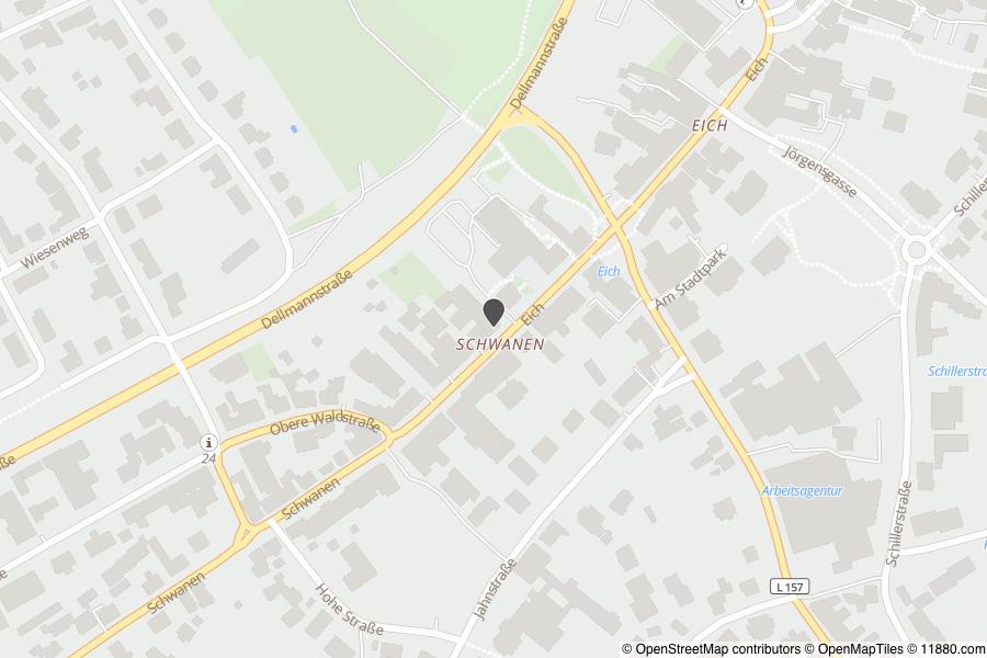 ▷ Daum & Eickhorn Fleischwaren GmbH & Co. KG | Tel. (02196) 61... Daum Map on
