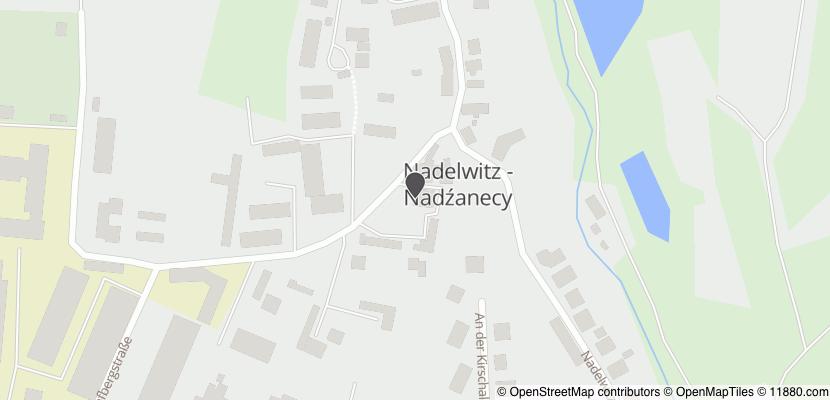 Auf Stadtplan Bautzen, Sachsen anzeigen