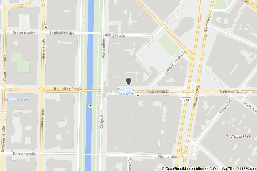 d7d28a335faf03 Auf Stadtplan Düsseldorf anzeigen