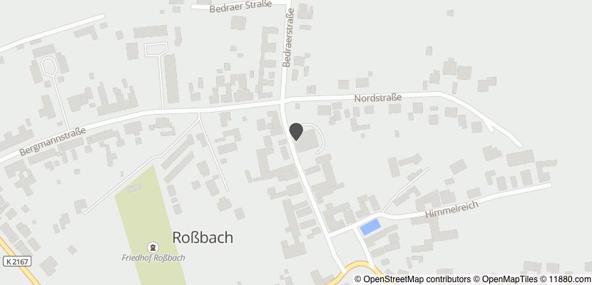 Auf Stadtplan Roßbach bei Merseburg anzeigen
