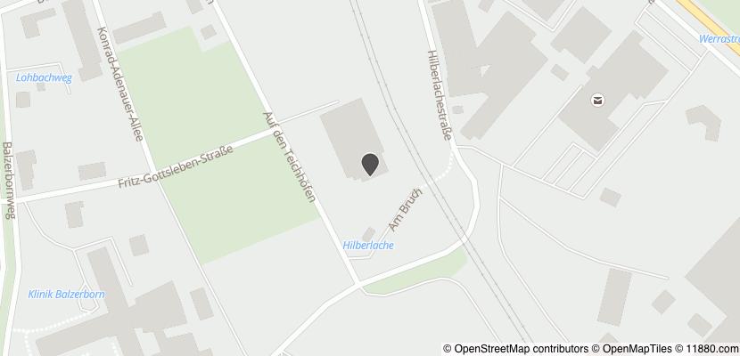Auf Stadtplan Bad Sooden-Allendorf anzeigen