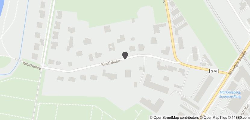 Auf Stadtplan Markkleeberg anzeigen